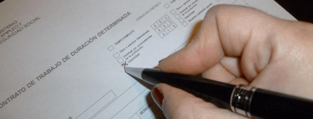 Baja por maternidad de la empleada de hogar empleadas for Modelo contrato empleada de hogar 2015