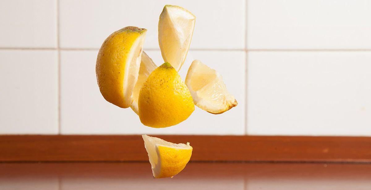 usos del limon para limpiar
