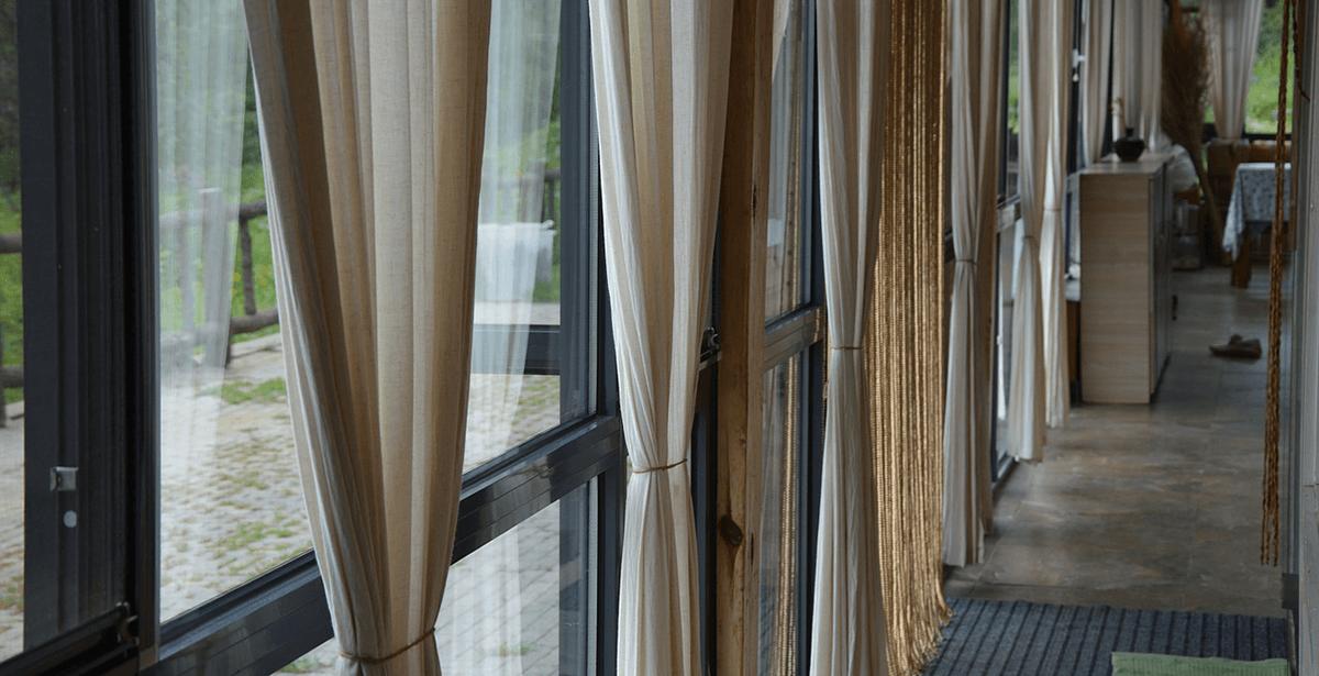 consejos para limpiar cortinas